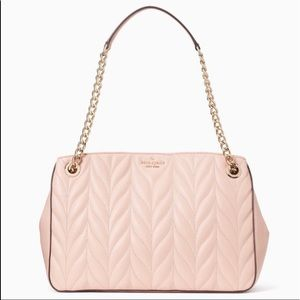 Kate Spade Briar Lane Quilted Med Convertible Bag